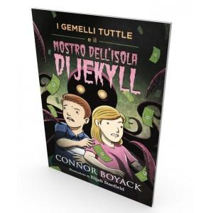 I gemelli Tuttle e il Mostro dell'Isola di Jekyll